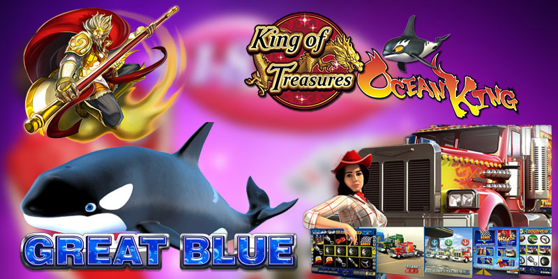 918Kiss Casino Game | Enjoy the Greatest Casino Games with 918KISS